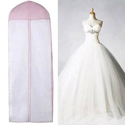 180cm Long Wedding Dress Bridal Gown Garment Cover Storage B