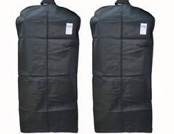 "48"" Travel Garment Bag Bags Suit Jackets Clothes Dresses Tu"