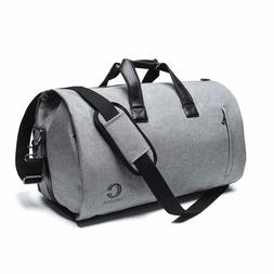 2 in 1 Carrier Garment and Duffle Bag Great Flight Travel Ca