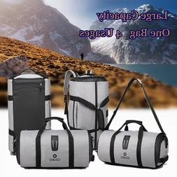2 In 1 Travel <font><b>Bag</b></font> Mens <font><b>Garment<