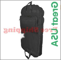 """39"""" Business Garment Bag Cover for Suits and Dresses Clothin"""
