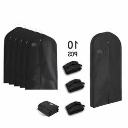 Travel Garment Storage Bag Covers Luggage Dresses Tuxedos Co