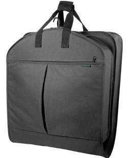 "Wally Bags 40""  Garment Bag with 2 Pockets"