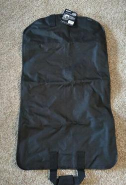 WallyBags  40-Inch Suit Garment Bag Style 756 Black NWT C