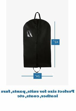 Bags for Less 42-Inch Foldover Breathable Garment Bag with H