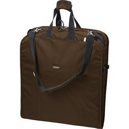 "Wally Bags 42"" Shoulder Strap Garment Bag 3 Colors"