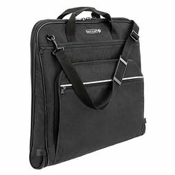 "PROTTONI 44"" Garment Bag with Shoulder Strap - Carry On Suit"