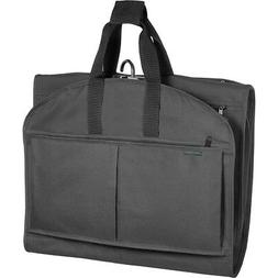 "Wally Bags 52"" GarmenTote Tri-Fold 2 Colors Garment Bag NEW"