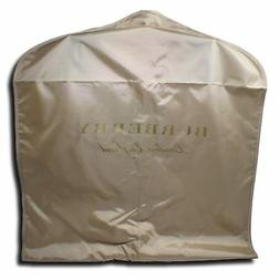 "Burberry London England Tan Nylon Garment Bag 50"" Long x 24"""