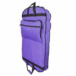 "DALIX 39"" Garment Bag Cover Suits Dresses Clothing Foldable"