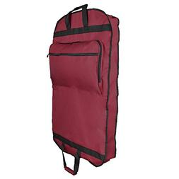"""DALIX 39"""" Garment Bag Cover for Suits and Dresses Clothing F"""