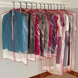 Ideaworks Zippered Garment Bags - Set of 13