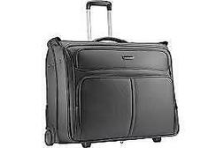 OpenBox, Samsonite Leverage LTE Wheeled Garment Bag, Charcoa