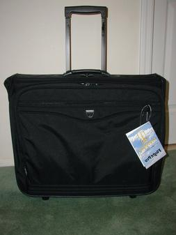 Travel Pro Horizontal Rolling Garment Bag - Black