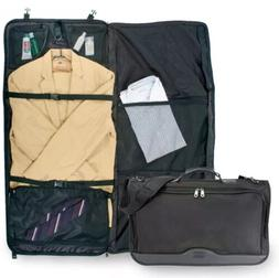 Travel Trifold Carry On Garment Sport Duffle Clothes Backpac