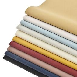 a4 suede synthetic faux leather fabric garment