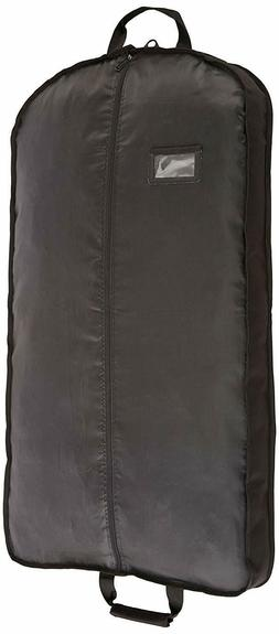 AmazonBasics Travel Garment Bag, Black