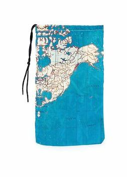 Kikkerland Around The World Travel Bags, Set of 4