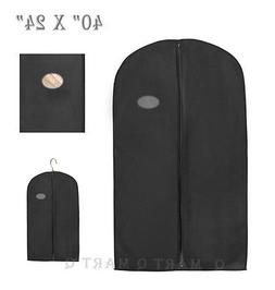 New Black Quality Suit / Dress / Garment Storage Bags / Cove