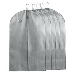 299d4b56ffdf uxcell Garment Bags Suit Bags for Storag...