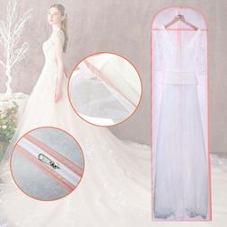Breathable Garment Dress Cover Storage Bag For Long Bridal W