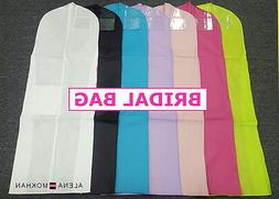 Breathable Wedding Gown Prom Dress Travel Garment Bag Extra