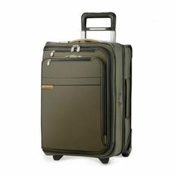 BRIGGS & RILEY Baseline Domestic Carry-On Upright Garment Ba