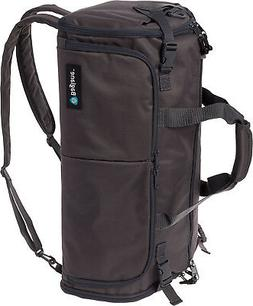 Baglane Canvas Hybrid 2-in-1 Travel Backpack Carry On Duffel