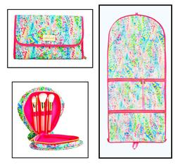 """Lilly Pulitzer """"Catch the Wave"""" Luggage Travel Garment Bag C"""