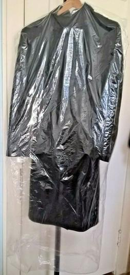 Clear Poly Bags Extra Long Lot of 5 Dry Cleaning Laundry Sui