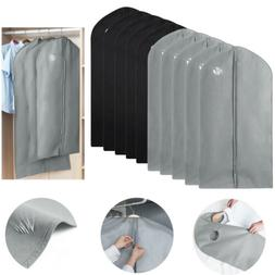 Clothes Bag Dust Cover Garment Suit Dustproof Wardrobe Stora