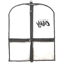 "Costume Garment Bag Black Trim Mini Home "" Kitchen"
