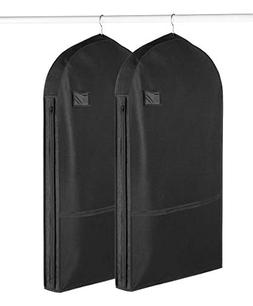 "Living Solutions Deluxe Garment Bag With Pocket 3"" x 22"" x 4"