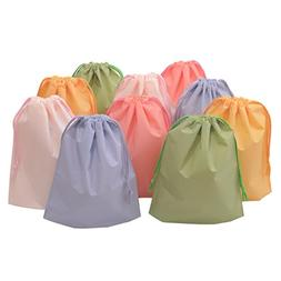 15ct Drawstring Treat Cello Bags for Kids Party Favors Goodi