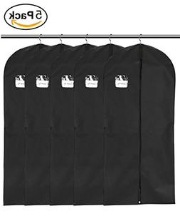 Dress Garment Bags Breathable Storage or Travel Suit Bag wit