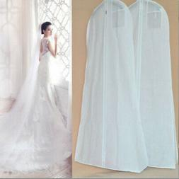 Dust Cover Wedding Dress Bag Garment Bags For Gowns Storage