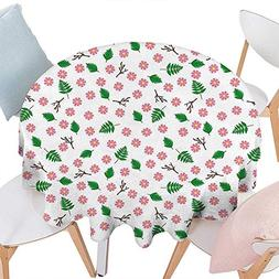 Cheery-Home Everyday Kitchen Tablecloth duitable All Occasio