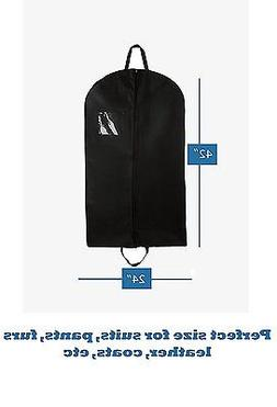 Bags for Less 40-Inch Foldover Breathable Garment Bag with H