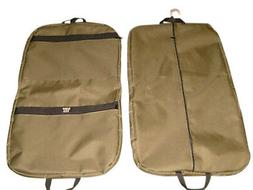 """Garment bag 36"""" travel suit bag in five great colors Made in"""
