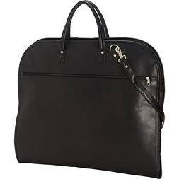 Royce Leather Garment Travel Bag Luggage in Vegan Leather