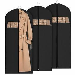 Univivi Garment Bag Suit Bag for Storage and Travel 60 inch,