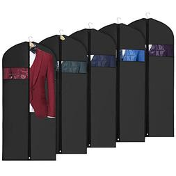 Univivi Garment Bag Suit Bag for Storage and Travel 43 inch,