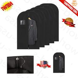 garment bag suit coat hanging storage cover