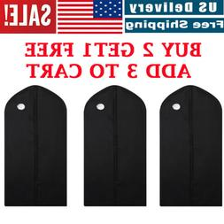 Garment Bag Suit Storage Cover Dress Thick Clothes Coat Dust