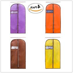 I-Choice Garment Bags for Clothes, Breathable Suit Bags for