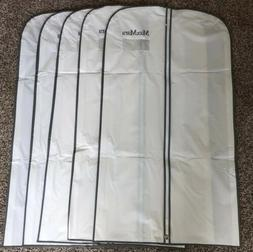 Max Mara Garment Cover Bag With Viewing Window Set Of 5.