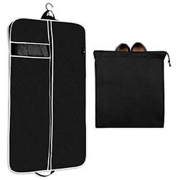 Garment Suit Bag for Storage, Travel and Carry On, Suitable