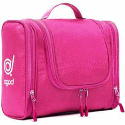 Bago Hanging Toiletry Bag For Women  Men - Travel Bags For T