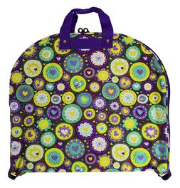Hearts Hanging Garment Bag Luggage Travel Dress Suit Carry O