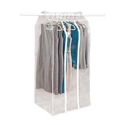 "Richards Homewares 24"" Jumbo Dress Bag with Maxi Rack"